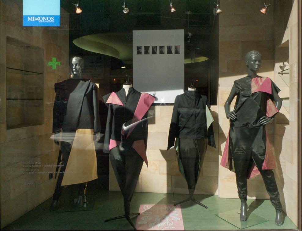 Colección 'Broken Soul' en tiendas Mikonos