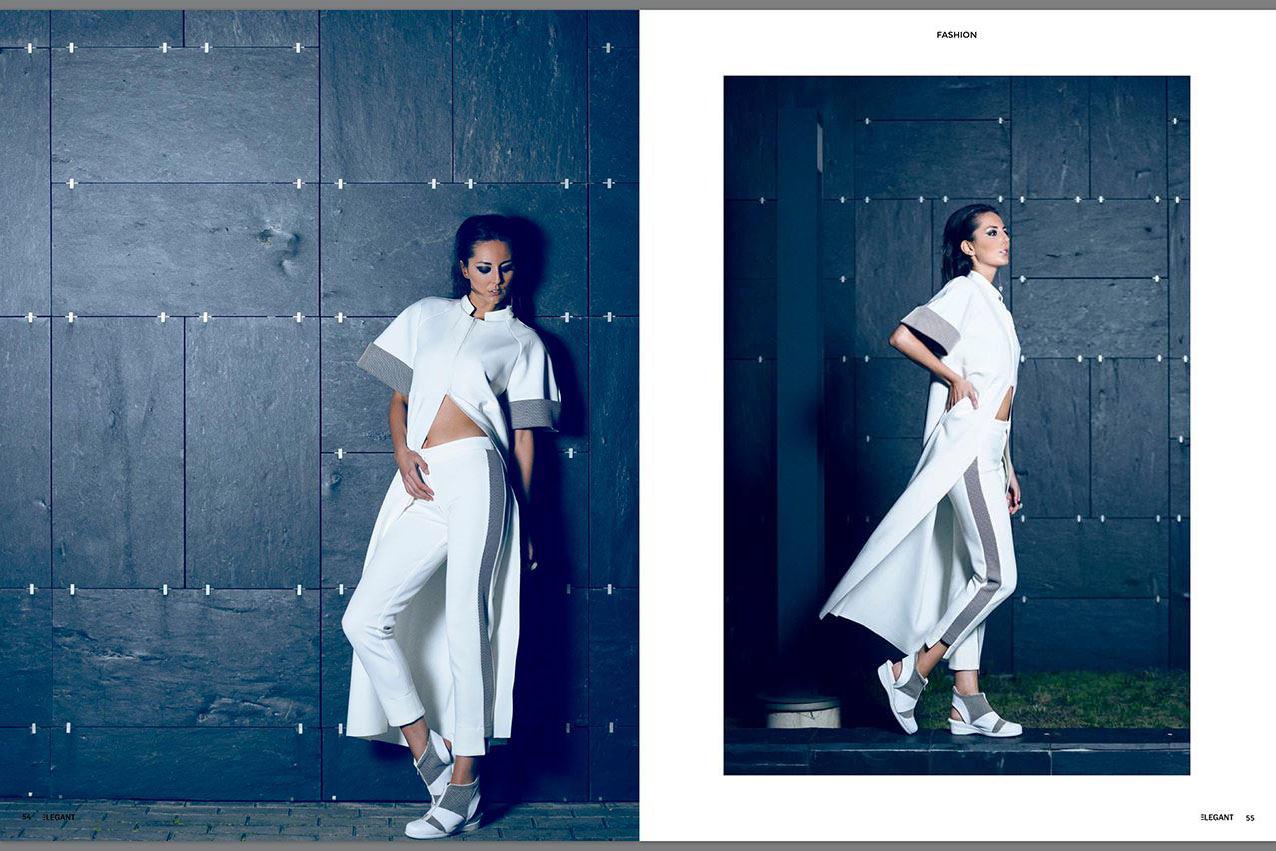 Editorial Elegant Magazine