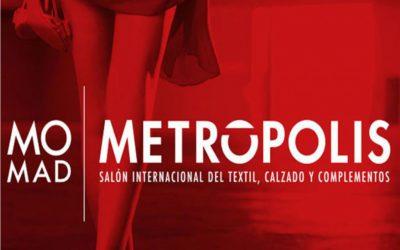 Violeta Arellano Expositor en MOMAD METROPOLIS S16