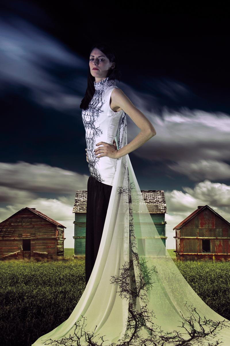 La bella Peregrina: Diosa Diana