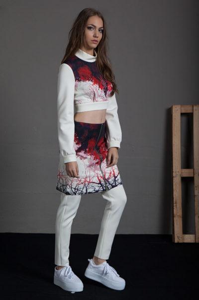 Falda pantalón Calíope
