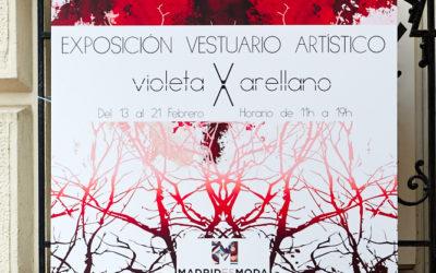 Exposición vestuario artístico en Madrid es Moda