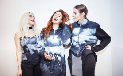 Presentación de la marca Violeta Arellano en Madrid es Moda