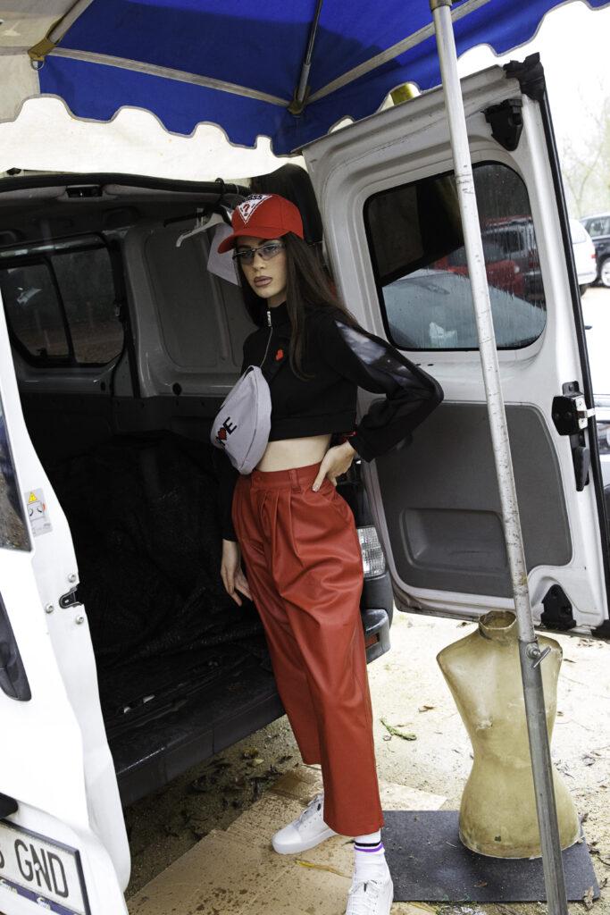 Street Style Moda en Mercadillos